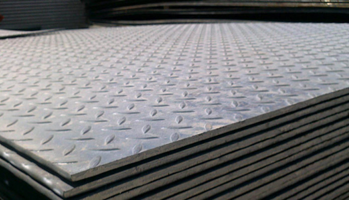 Chequered Plate Hot Rolled Logamatic Industries M Sdn Bhd